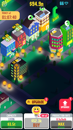 Idle Light City 2.6.4 screenshots 4