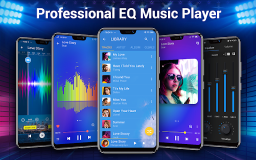 Music Player - Audio Player 3.9.0 Screenshots 1