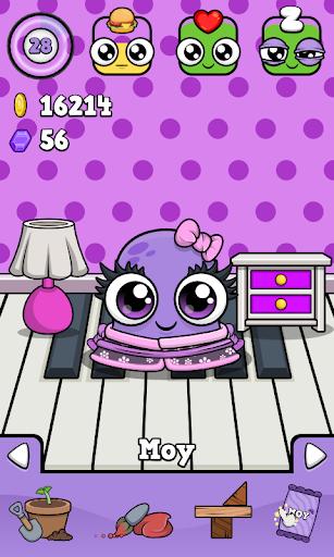 Moy 4 - Virtual Pet Game  Screenshots 8