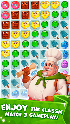 Candy Valley - Match 3 Puzzle 1.0.0.53 Screenshots 4