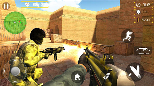 Counter Terrorist Strike Shoot  screenshots 13