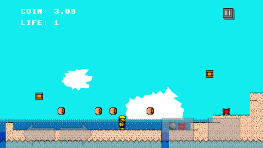 8-Bit Jump 4 Hack for iOS and Android 1