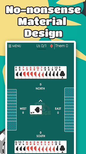 Bridge Card Game for beginners no wifi games free 1.12 3