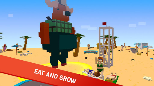 Pig io - Pig Evolution io games 1.7.5 screenshots 14