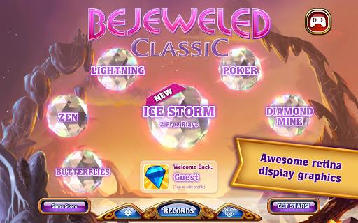 Bejeweled Classic  screenshots 11