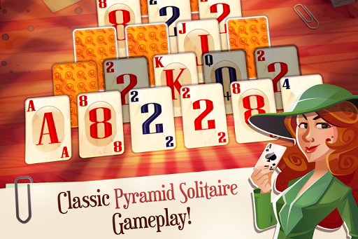 Solitaire Detectives - Crime Solving Card Game 1.3.3 screenshots 1