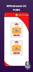 Cash Rewards – Win Free UC للاندرويد apk تحميل مجانا شدات 2