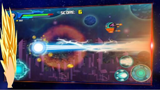 Ultra Battle faight Super Warrior  screenshots 1