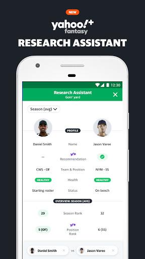 Yahoo Fantasy Sports: Football, Baseball & More  screenshots 2