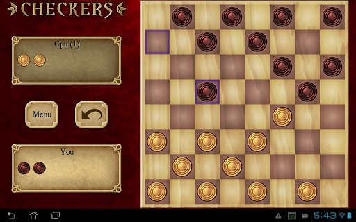 Checkers Free 2.321 screenshots 10