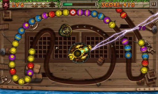 mystery pirate treasure screenshot 2