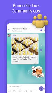 Viber Messenger: Kostenlose Anrufe und Chats Screenshot