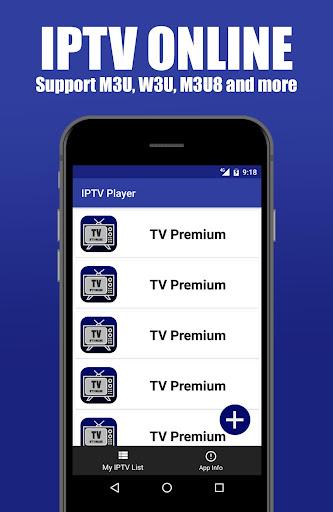 Foto do IPTV Online Player