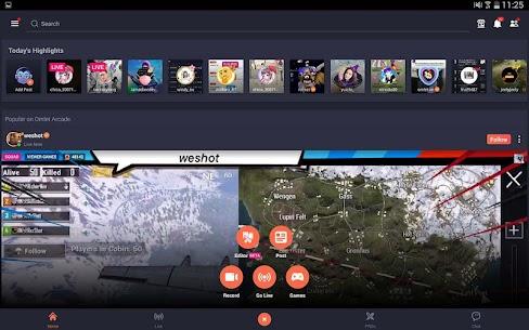 Omlet Arcade – Screen Recorder, Live Stream Games v1.76.2 [Plus] 1