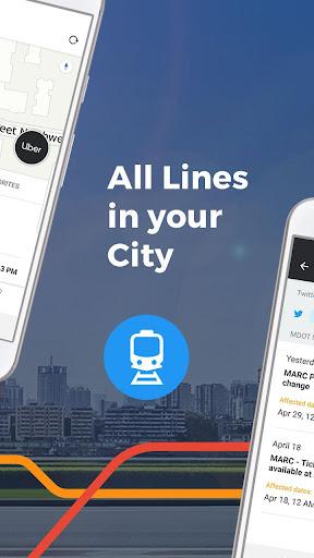Moovit: All Local Transit & Mobility Options  Screenshots 4