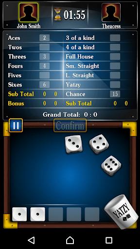 Yachty Dice Game ud83cudfb2 u2013 Yatzy Free  screenshots 18