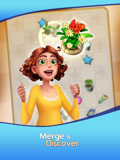 Merge Mansion - House Renovation & Design Game 1.0.0 screenshots 11