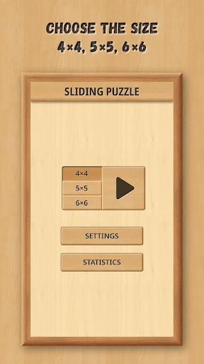 Sliding Puzzle: Wooden Classics  screenshots 6