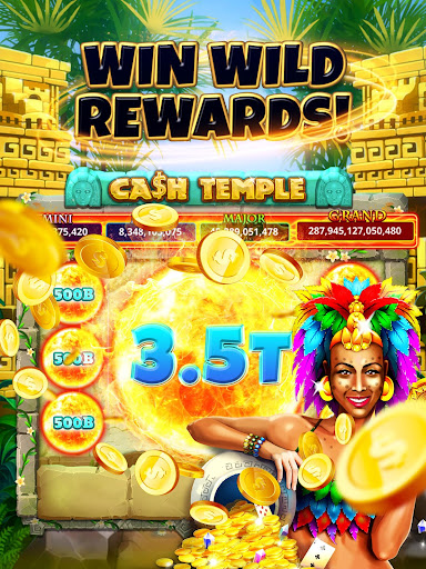 Baba Wild Slots - Slot machines Vegas Casino Games 2.0.2 screenshots 14