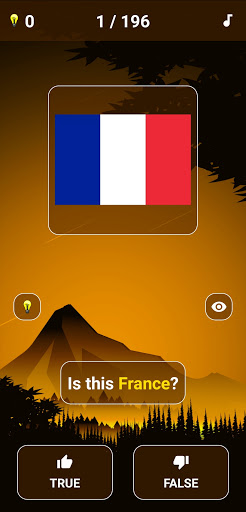 Country Flags and Capital Cities Quiz  screenshots 3