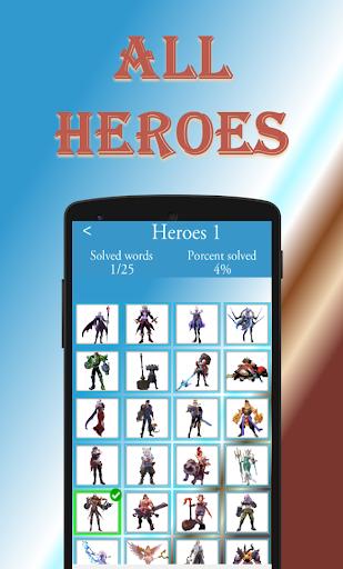 Quiz Legends. Guess the Hero apkpoly screenshots 7