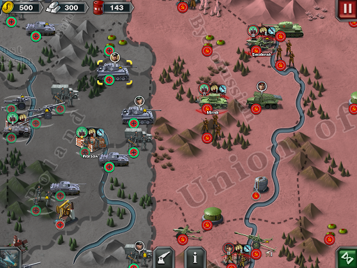 World Conqueror 3  - WW2  Strategy game  screenshots 6