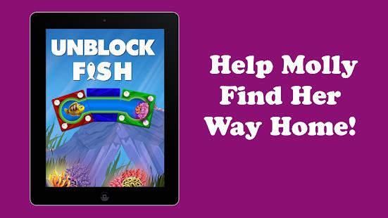 Unblock Fish - Save The Fish