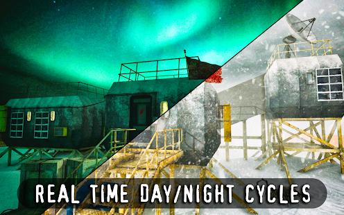 Antarctica 88: Scary Action Adventure Horror Game 1.4.1 Screenshots 11