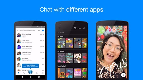 Messenger: All-in-One Messaging, Video Call, Chat 1