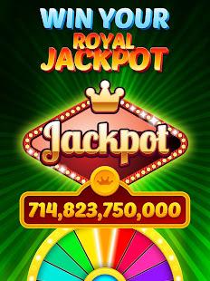 Royal Casino Slots - Huge Wins 2.23.0 Screenshots 4