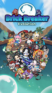 Brick Breaker : Evolution RPG