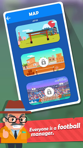 Télécharger Tour de but: manager de football mod apk screenshots 3