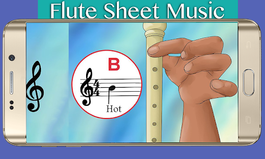 Real Flute & Recorder - Magic Tiles Music Games Screenshot