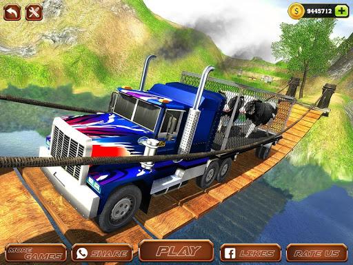 Offroad Farm Animal Truck Driving Game 2020 1.9 Screenshots 10