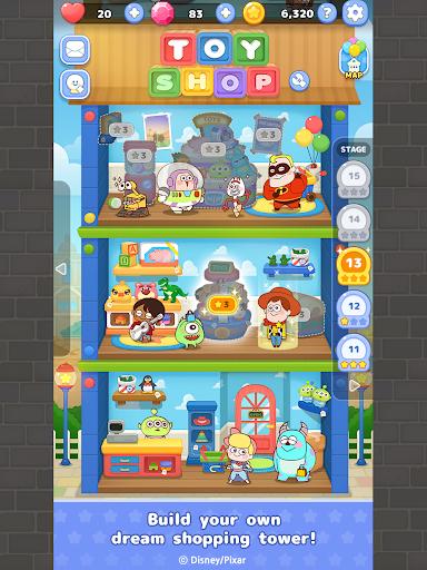 LINE: Pixar Tower android2mod screenshots 7