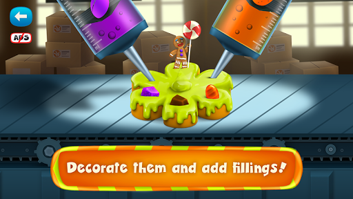 The Fixies Chocolate Factory! Fun Little Kid Games 1.6.7 screenshots 4