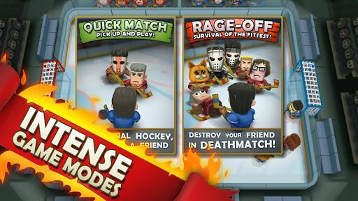 Ice Rage: Hockey Multiplayer Free  screenshots 15
