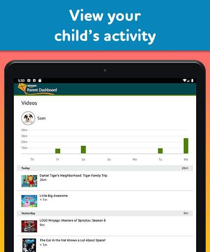 Amazon Kids+: Kids Shows, Games, More 2.1.0.203888 Screenshots 14