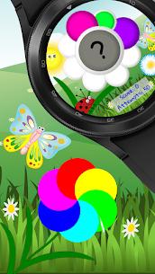 Simon Flower Wear OS Game MOD APK v1.9 (Unlimited Money) 2