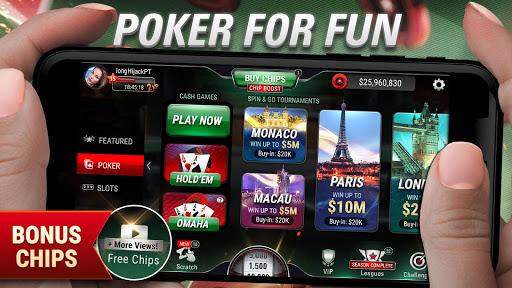 Jackpot Poker by PokerStarsu2122 u2013 FREE Poker Online 6.2.2 screenshots 2