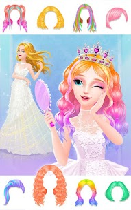 Princess Dream Hair Salon Apk İndir 4