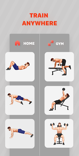 Workout Planner by Muscle Booster 1.7.7 Screenshots 3