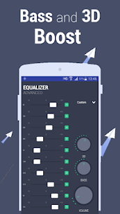 Equalizer – Advanced 10 band EQ with bass booster 1.9 Apk 5