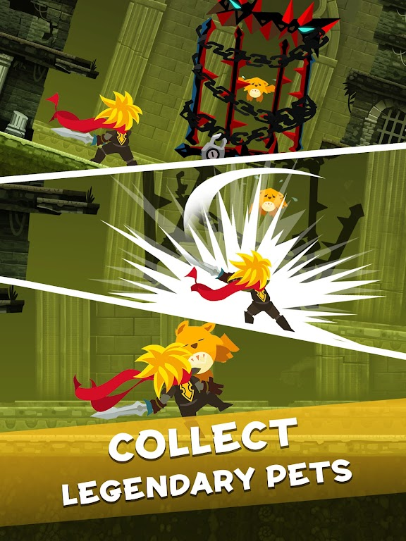 Tap Titans 2: Heroes Attack Titans. Clicker on! poster 14