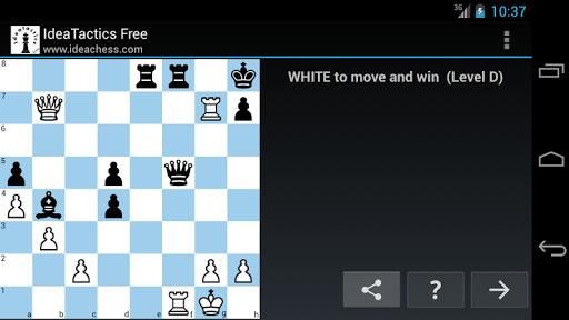 Chess tactics puzzles | IdeaTactics 1.17 screenshots 7