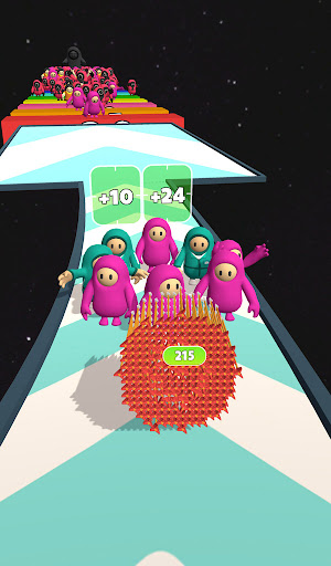 Flying Arrow Fest - Count Masters Brain Challenge  screenshots 3