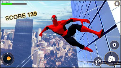 Strange Spider Hero: Miami Rope hero mafia Gangs 1.0.1 Screenshots 3