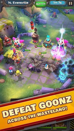 Télécharger Doomsday Goonz: Action Idle RPG apk mod screenshots 2