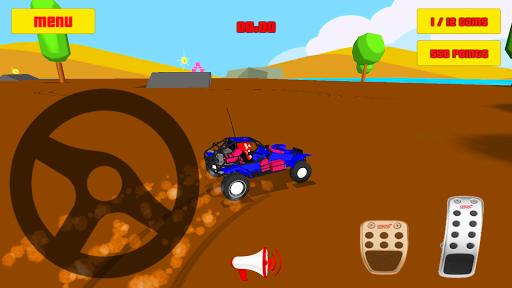 Baby Car Fun 3D - Racing Game apkpoly screenshots 9