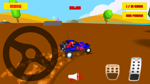 Baby Car Fun 3D - Racing Game 201202 screenshots 9